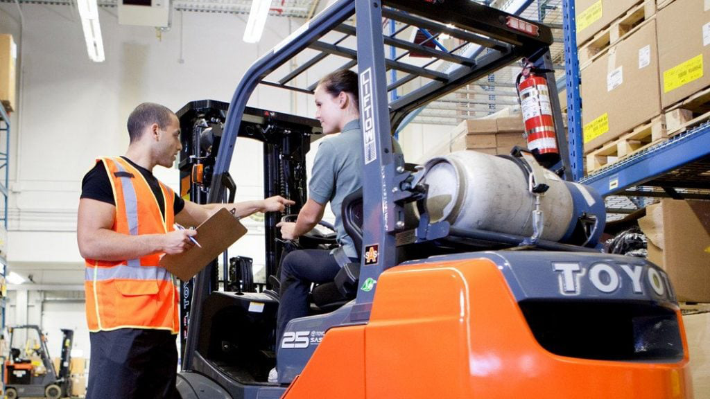 Toyota Forklift Training In Ct Ma Ny Summit Toyotalift