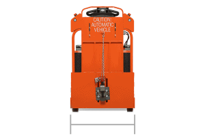 Automated Tow Tractor