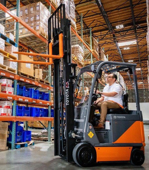 Benefits of Forklift Planned Maintenance