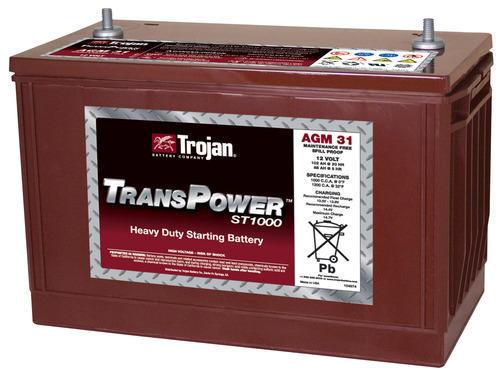 absorbent glass mat battery