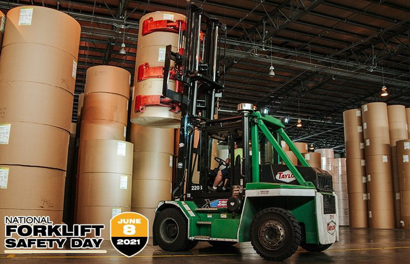 10 Common Forklift Accidents & How They Can Be Prevented