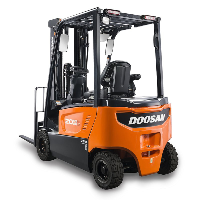 Supply Chain Tightening Forklift Availability
