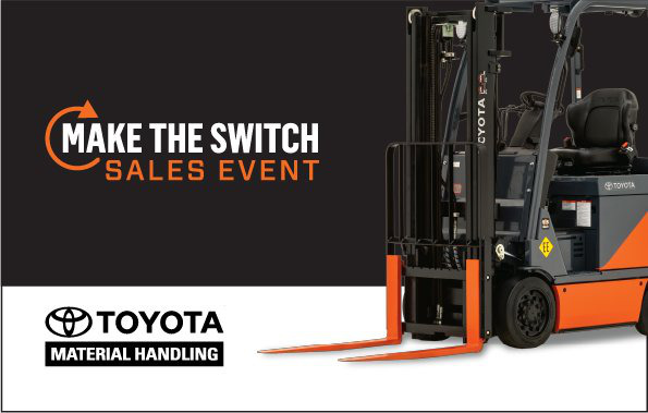 2021 Make The Switch Sales Event