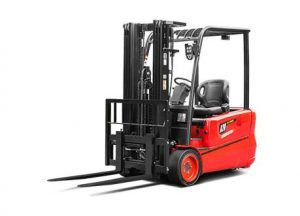 A Series 3-Wheel Electric Forklift