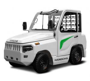 Lithium-ion Heavy Duty Tow Tractor
