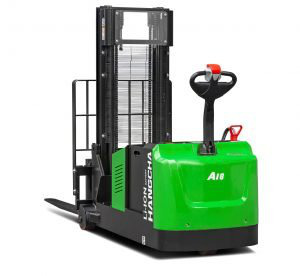 A Series Industrial Walkie Counterbalanced Stacker Lithium-ion