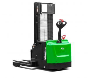 A Series Industrial Walkie Stacker Lithium-ion